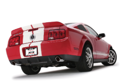 2011-2012 Mustang Shelby GT500 / Axle Back / S-Type