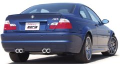 2008-2011  BMW E90 M3 Sedan / Axle Back / ATAK