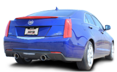 2013 Cadillac ATS 2.0L / Axle Back Exhaust / S -Type