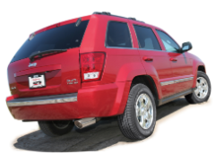 2005-2010 Jeep Grand Cherokee WK / Cat Back Exhaust