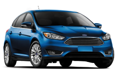 2012-2017 Ford Focus 2.0L / Cat Back / 4 DOOR SEDAN / S-Type