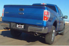 2011-2014 Ford F-150 EcoBoost / Cat Back Exhaust / S-Type