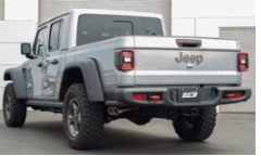 2020-2020 Jeep Gladiator / Cat Back / Side Exit - Dual Tips / ATAK