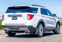 2020-2020 Ford Explorer 2.3L / Cat Back Exhaust / S-Type