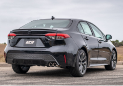 2020-2021 Toyota Corolla SE / XSE Sedan / Cat Back / S-Type