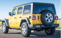 "2018-2021 Wrangler JLU ""Climber"" 3.6L / Cat Back Exhaust / S-Type"