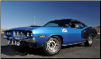 1971-1971 Plymouth Barracuda / Cat Back and Axle Back / S-Type