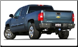 2009-2013 ( 4.8L )( 5.3L )( 6.0L ) Silverado 1500 / Sierra 1500 / Cat Back / Dual Rear Exit / Single Tips / Touring