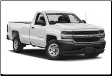 2014-2018 ( 5.3L ) Silverado 1500 / Sierra 1500 / 2 Door/Black Tips # 49/Cat Back/Dual Side Exit/Single Tips/ATAK