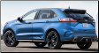 2019-2019 Ford Edge ST 2.7L SUV / Cat Back Exhaust / S-type
