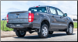 2019-2019 Ford Ranger 2.3L / Cat Back / Dual Side Exit / S-Type