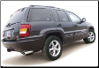 1999-2004 Jeep Grand Cherokee WJ / Cat Back /Touring